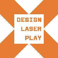 Design Laser Play Logo